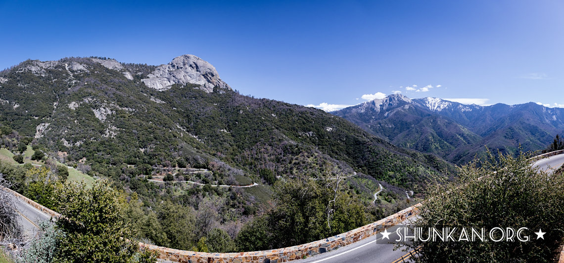 Sequoia National Park - panorama